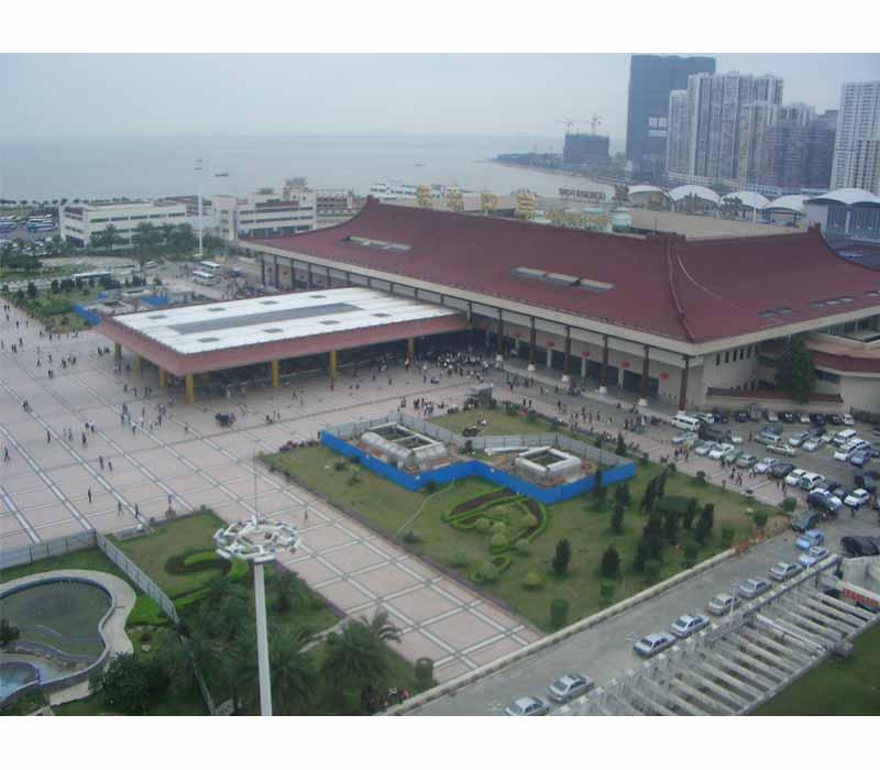 广东 珠海 拱北口岸